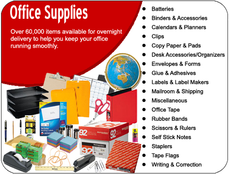 Office Supplies Express One Source